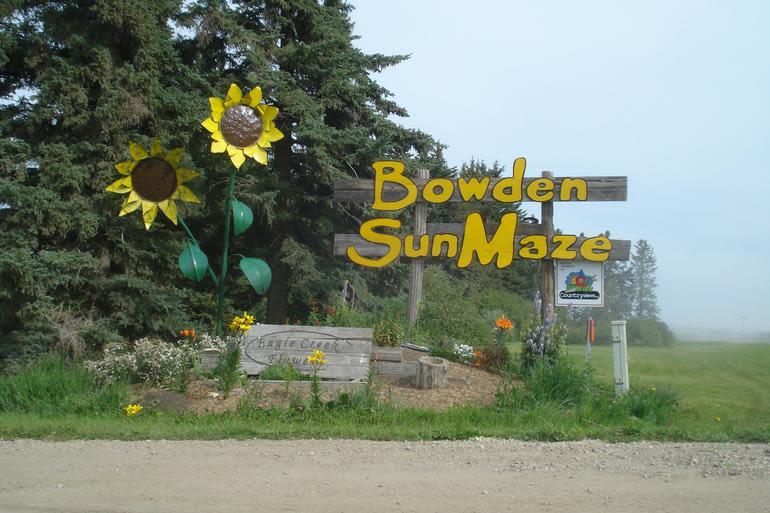 Eagle Creek Farms - Farm Entrance