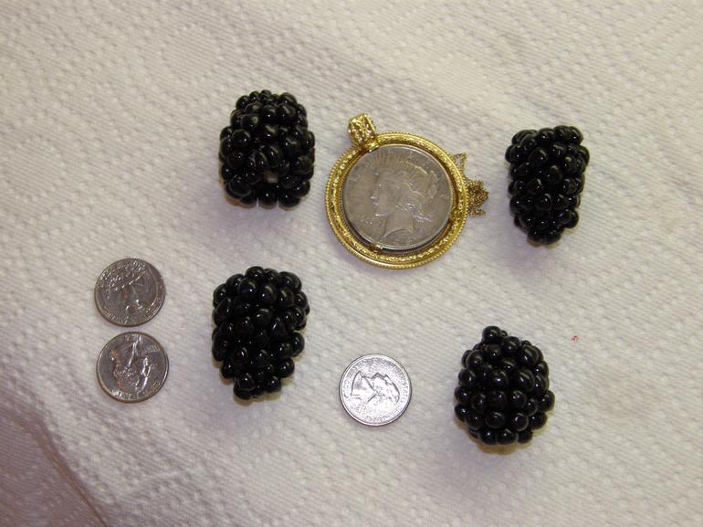 Bramble Creek Farms - Look closely at the coins!