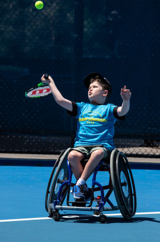 Aust wheelchair championships 1704 wcshlo