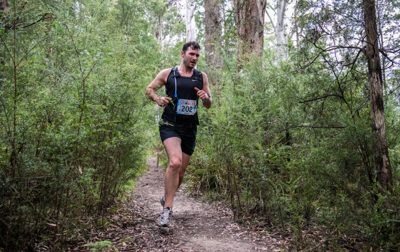 Cathedral ranges challenge run 2917 o2cbqy
