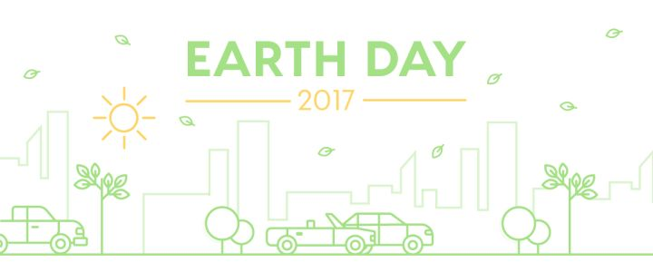 Getaround celebrates carsharng and Earth Day 2017
