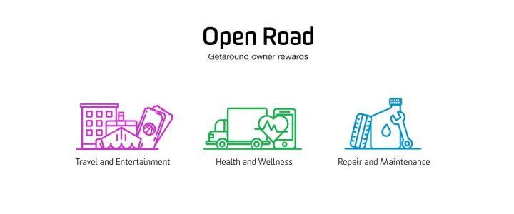 open-road-rewards-types