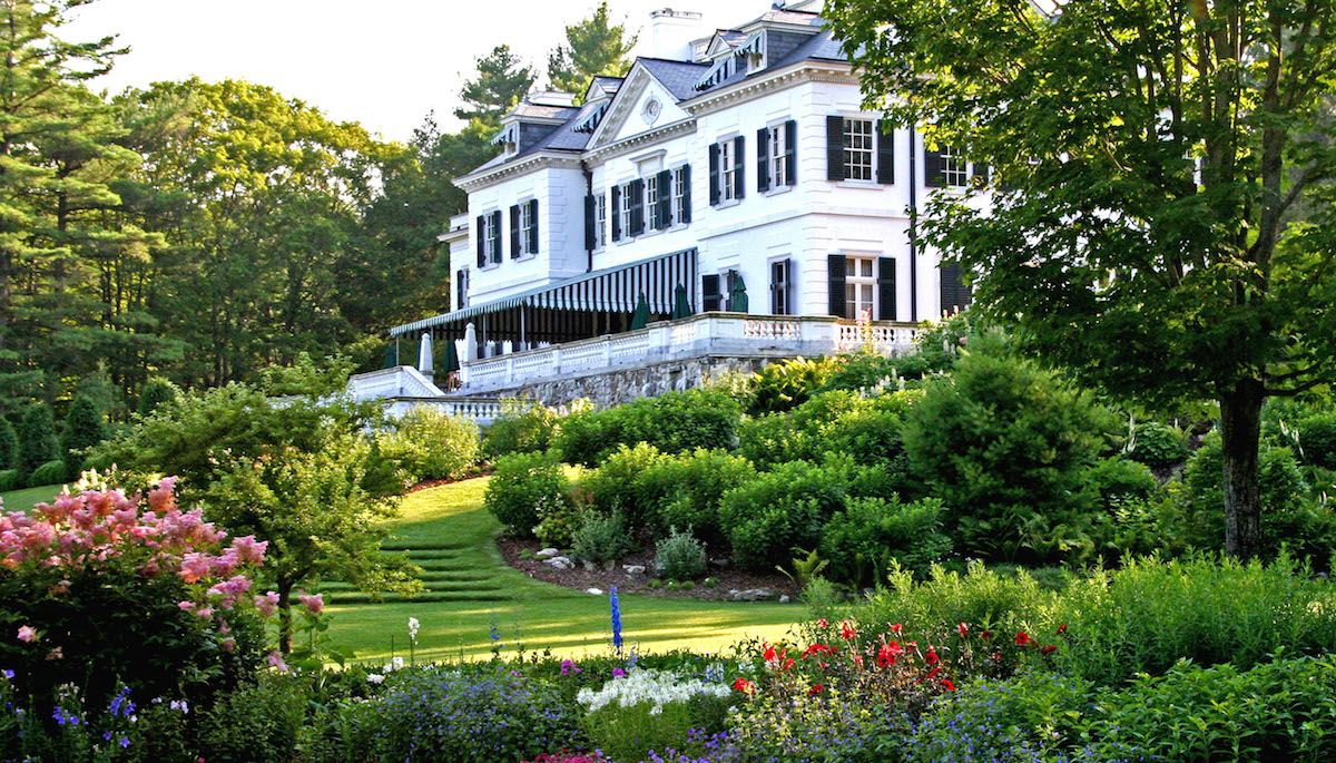 Tour the gilded mansions of the Berkshires