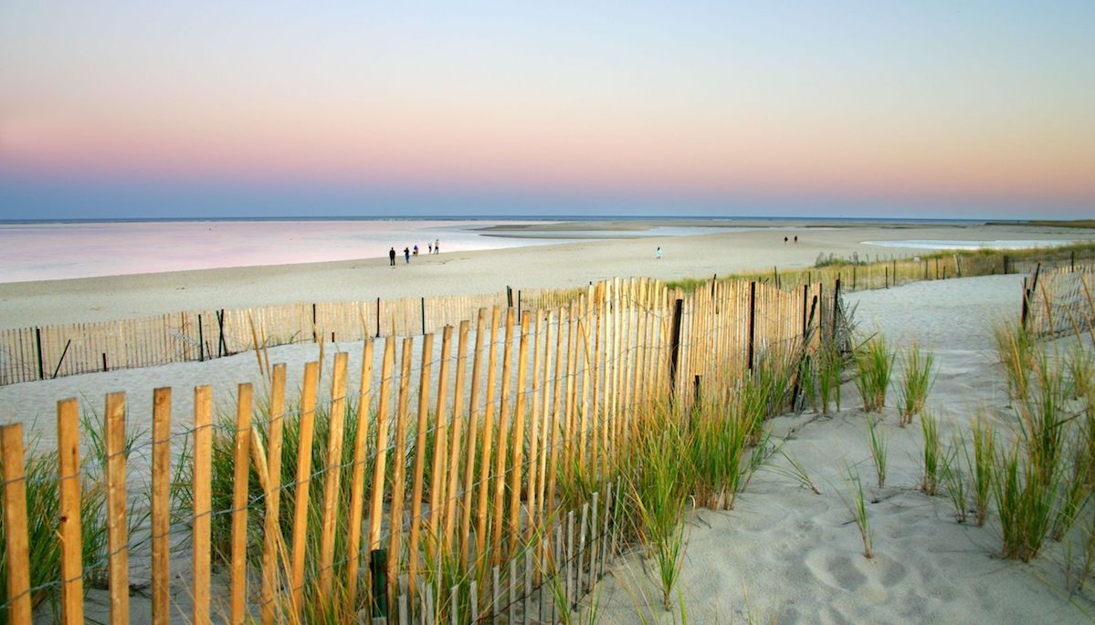 Soak up the sun in Provincetown on Cape Cod