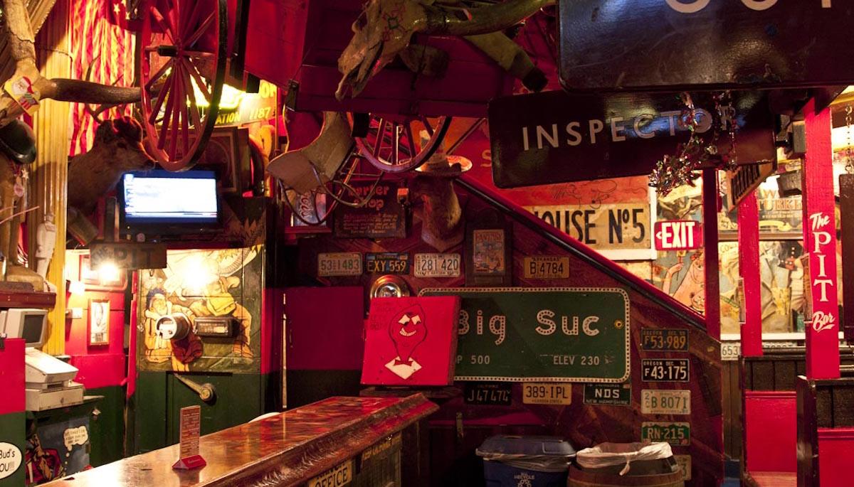 Downstairs-Bar