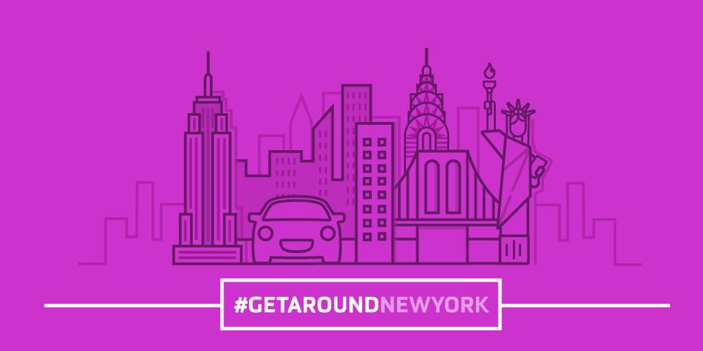 Bring Getaround to NY!