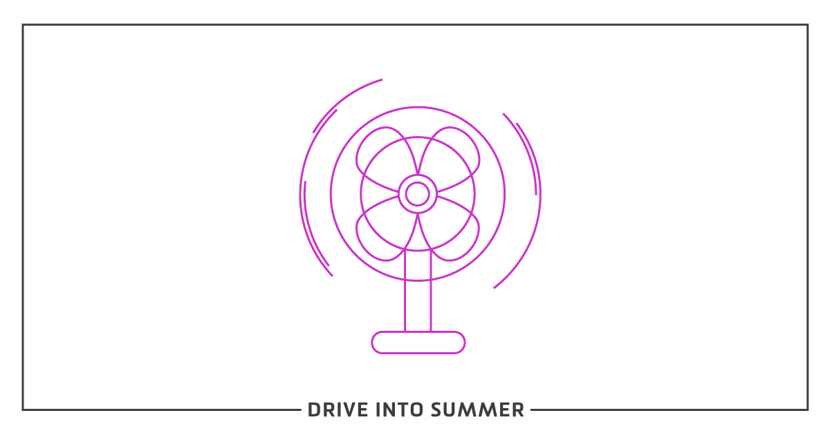 Drive Into Summer | How to Keep Your Biggest Fans Happy