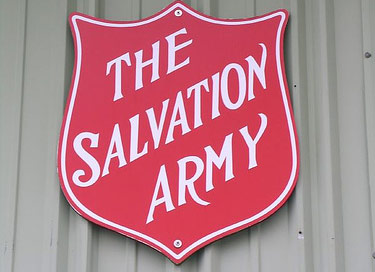 salvation army as collaborative consumption example