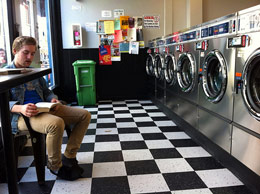 laundromat as collaborative consumption