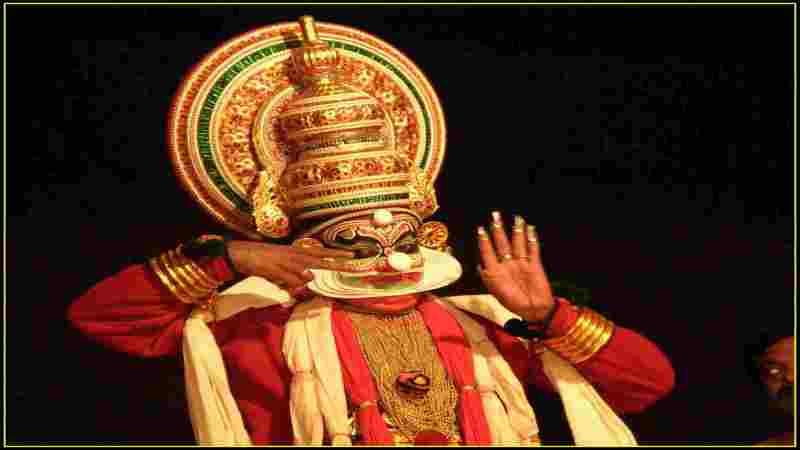 Kerala arts kathakali