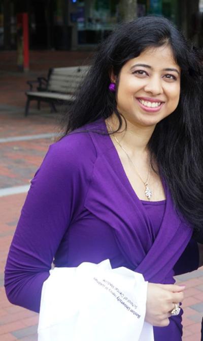 Rohini Agarwal, D.M.D