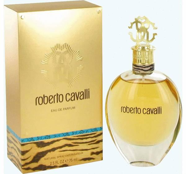 Roberto Cavalli New Perfume