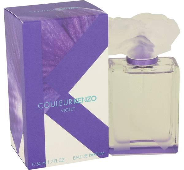 Kenzo Couleur Violet Perfume