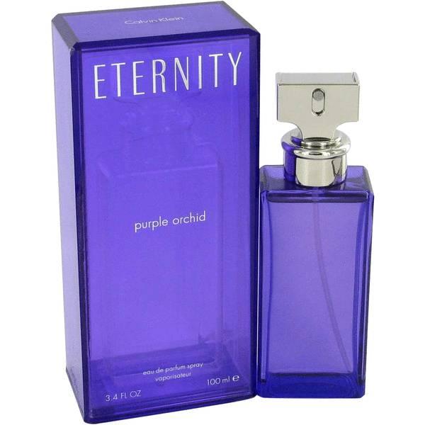 Eternity Purple Orchid Perfume