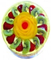 """""""Mixed Fruit Delight"""" Sponge Cake 1KG"""