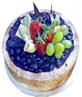 Blueberry Fruite Cake 1 Kg