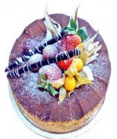 Chocoholic Mousse Special Cake