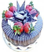 Choco Berries Indulgence Cake