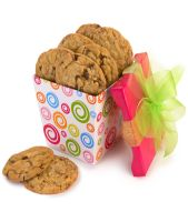 PINK SWIRLY COOKIE COLLECTION