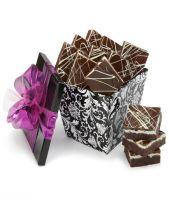 MINT CHOCOLATE FUDGE BROWNIES