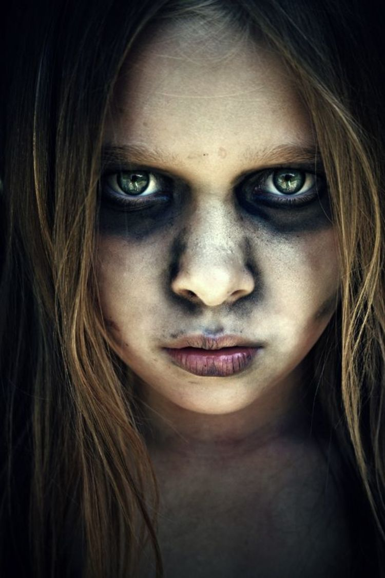 Halloween Horror Makeup Ideas Part Girly Design Blog