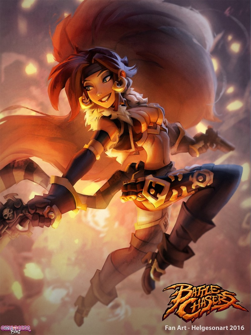 Stunning Concept Art of Johannes Helgeson - Girly Design Blog