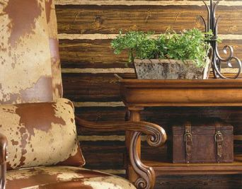 Rustic wall coverings