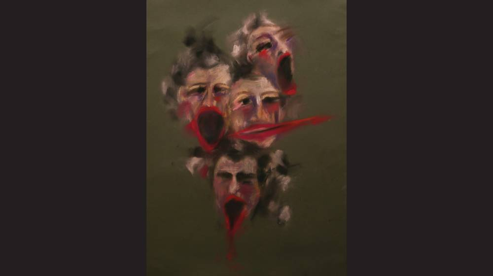 Winner: 'Struggles of Vanity' by Yin Ching Tung