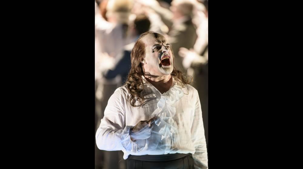Glyndebourne festival opera 2015