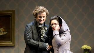 Andrei Bondarenko as Malatesta and Ainhoa Garmendia as Norina, Don Pasquale, Tour 2011