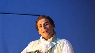 Enea Scala as Ernesto, Don Pasquale, Tour 2011