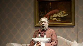 Jonathan Veira as Don Pasquale, Don Pasquale, Tour 2011