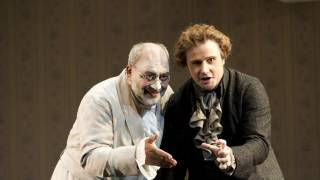 Jonathan Veira as Don Pasquale and Andrei Bondarenko as Malatesta, Don Pasquale, Tour 2011