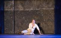 Poliuto, Glyndebourne Festival 2015. Poliuto (Michael Fabiano). Photographer: Tristam Kenton