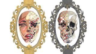 Runner-up: 'Mirror Mirror' by Sophie Barlow