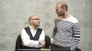 Conductor Enrique Mazzola and Michael Fabiano (Poliuto).