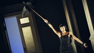 Cleopatra (Danielle de Niese) in Giulio Cesare, Festival 2005