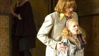 Susanna (Lydia Teuscher), Count (Audun Iversen) and Countess (Sally Matthews), Le nozze di Figaro 2012.