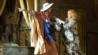Cherubino (Isabel Leonard) and Countess (Sally Matthews), Le nozze di Figaro 2012.