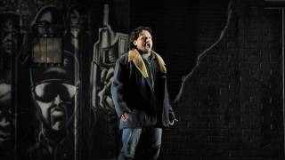 Atalla Ayan as Rodolfo, La bohème, Glyndebourne on Tour 2011.