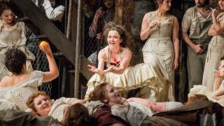 Carmen, Glyndebourne Festival 2015. Escamillo (David Soar).