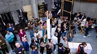 Die Meistersinger von Nürnberg rehearsals