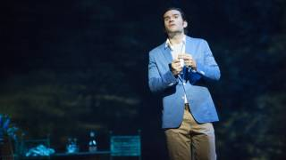 Michael Fabiano as Alfredo in La traviata, Glyndebourne Festival 2014