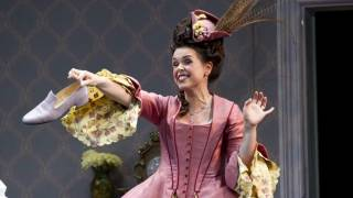 Ainhoa Garmendia as Norina, Don Pasquale, Tour 2011
