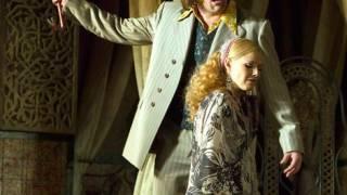 Count (Audun Iversen) and Countess (Sally Matthews), Le nozze di Figaro 2012.