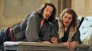 Robert Gleadow as Guglielmo and Allan Clayton as Ferrando