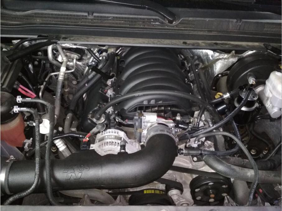 Chevrolet Suburban ремонт обслуживание