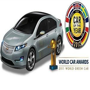 Chevrolet Volt обзор современного электрокара.