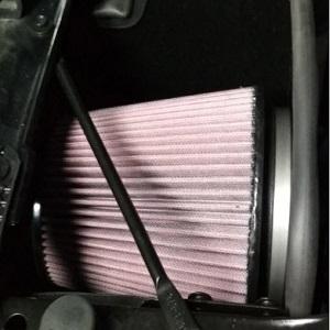 Установка фильтра нулевого сопротивления на автомобиль Chevrolet Suburban.