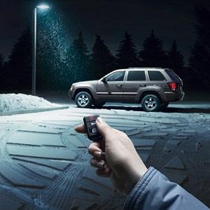 Штатный удаленный запуск автомобилей Opel,Chevrolet,Cadillac